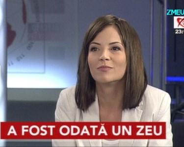 Diana Enache reporter prezentatoare stiri RealitateaTV poze foto video pareri opinii