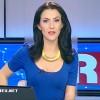 Raluca Culcea poze foto video prezentatoare TV jurnal de stiri Romania TV