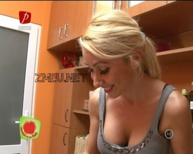 SONIA TRIFAN CIREASA DE PE TORT PRIMA TV video foto