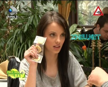 Raluca porno Alexandra Stan look-alike cur de fier Faci fata faci bani kanald